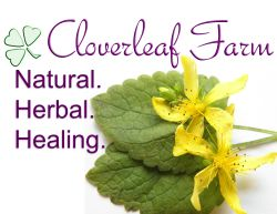 Cloverleaf Farm Organic, Medicinal Herbal Products